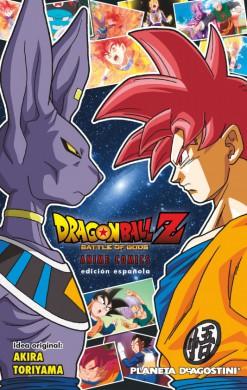 Años después de la batalla con Majin Buu, Bils, el dios de la destrucción y responsable de mantener el equilibrio del universo, se ha despertado de un largo sueño. Al escuchar la historia sobre un saiyajin de nombre Goku que ha vencido a Freezer, Bils inicia su búsqueda. Goku, animado por el hecho de que haya aparecido, después de tanto tiempo, un oponente tan poderoso, ignora los consejos de Kaito y decide combatir contra Bils.   Dragon Ball Z: Battle of Gods fue un impresionante éxito en Japón: más de un millón de espectadores y casi 19 millones de dólares en su segunda semana en cines. En sólo 328 salas, se colocó como la quinta película más taquillera de su semana de estreno en todo el mundo.   Título original: Dragon Ball Z Battle of Gods