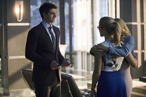 Felicity y Palmer