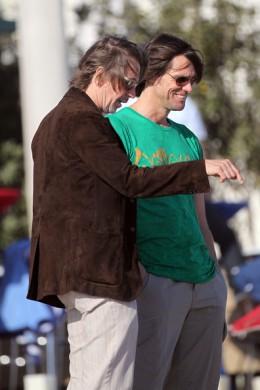 Jim Carrey y Gary Oldman