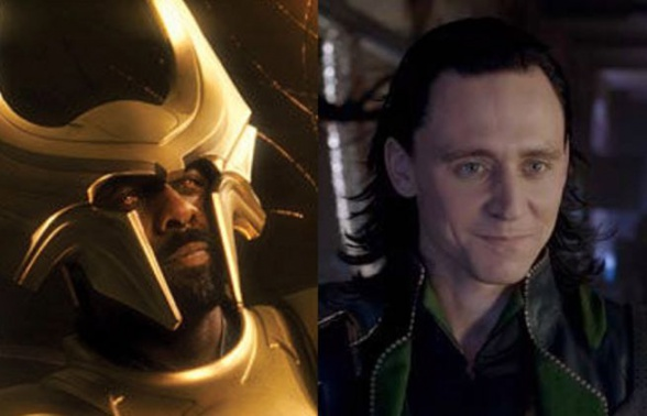 Idris Elba y Tom Hiddleston estarán en 'Vengadores: La Era de Ultrón'