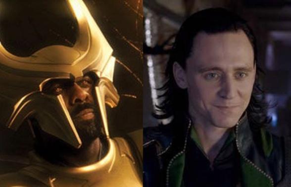 Idris Elba y Tom Hiddleston estarán en 'Vengadores: La Era de Ultrón'