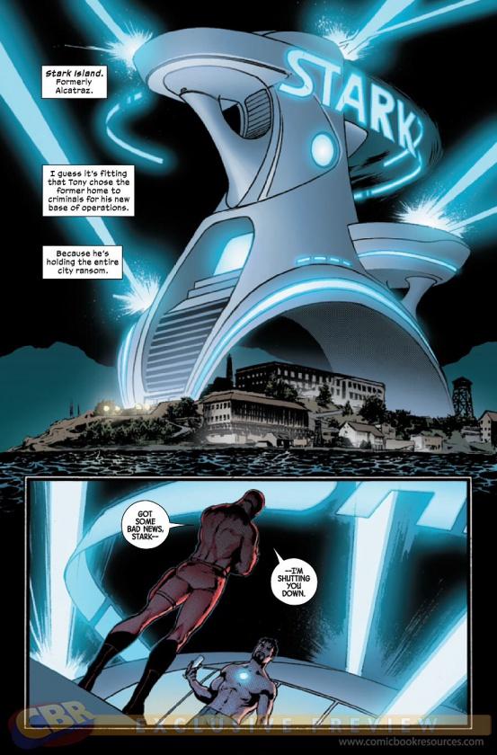 Primer vistazo a 'Superior Iron Man #2'