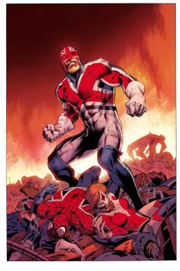 portada 20 New Avengers Capitán Britania