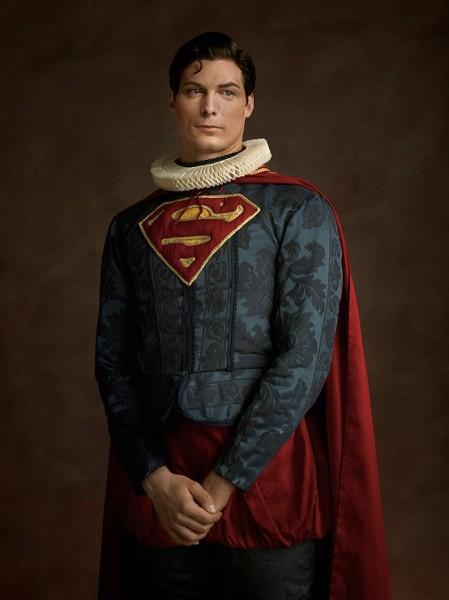 superman renacentista