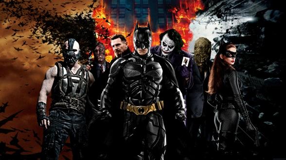 Trilogía Batman de Nolan