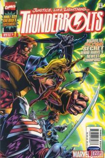 37. THUNDERBOLTS (1997) #1