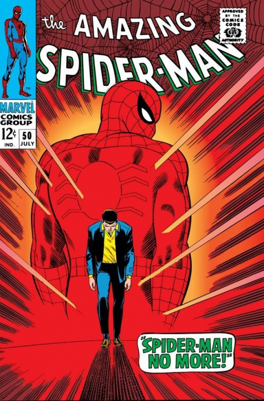 43. AMAZING SPIDER-MAN (1963) #50