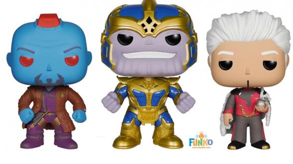 Yondu, Thanos y el Coleccionista
