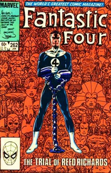 71. FANTASTIC FOUR #262