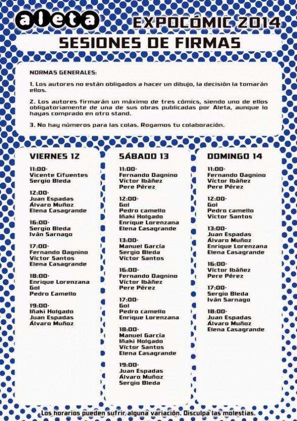 Aleta Ediciones Expocómic