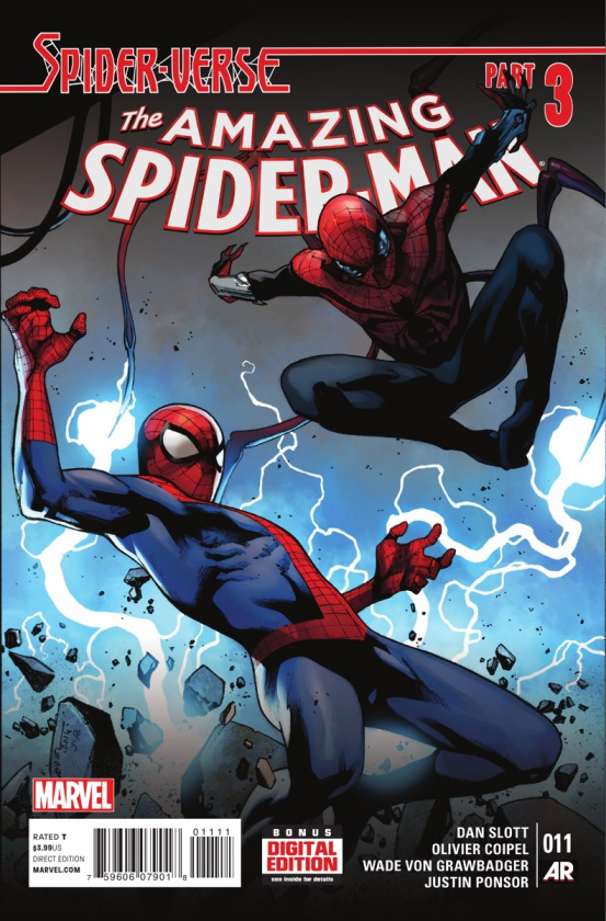 Amazing Spider Man Vol 3 11 real cover