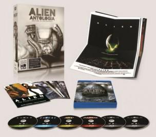 Antologia-alien
