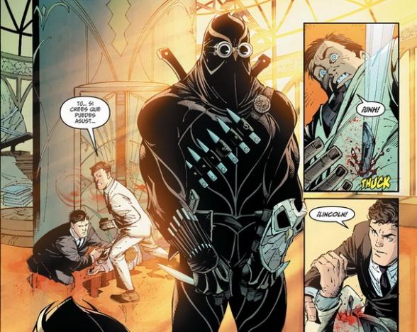 Batman: el tribunal de los búhos