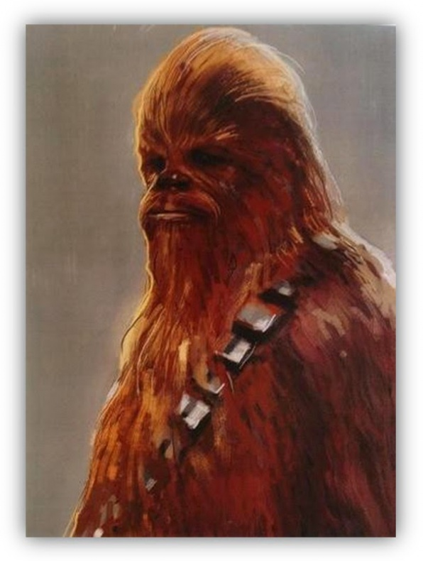 Chewbacca Star Wars VII
