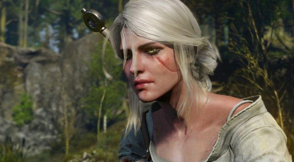 Ciri_The Witcher