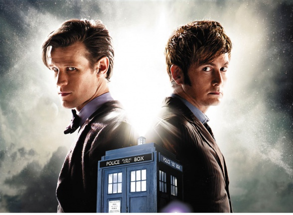 Doctor Who el loco de la cabina portada1