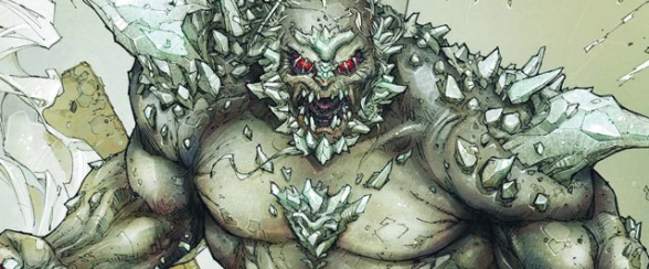 Doomsday en Batman V Superman: Dawn of Justice