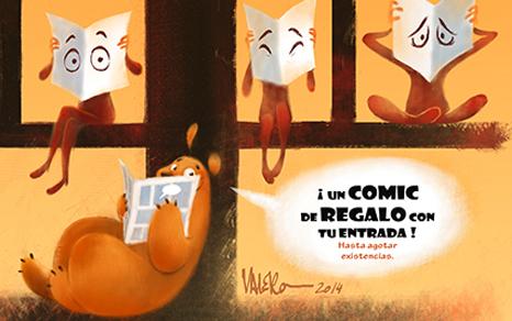 Expocomic 2014 Grapa cover