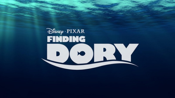 Finding Dory Título