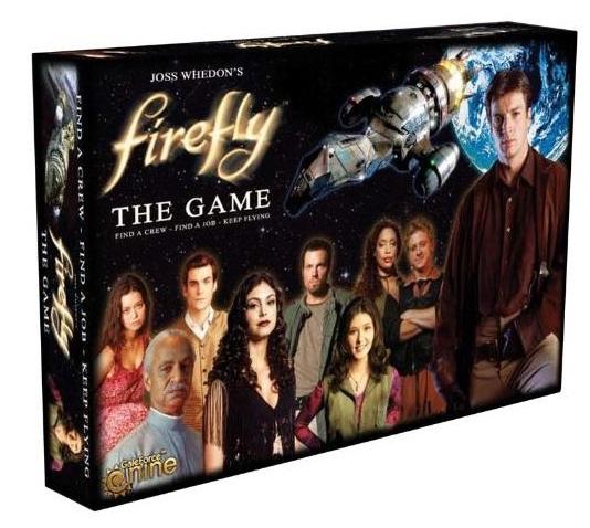 Firefly el juego caja