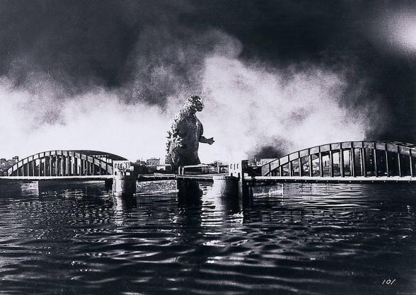 Godzilla Toho