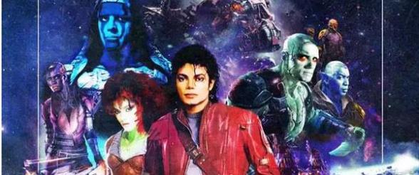 Guardianes de la Galaxia Michael Jackson