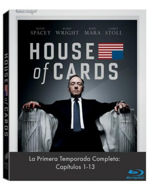 House of Cards - T1 - series para regalar