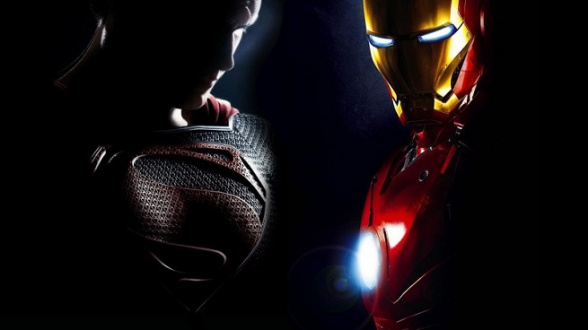 Iron Man vs Superman