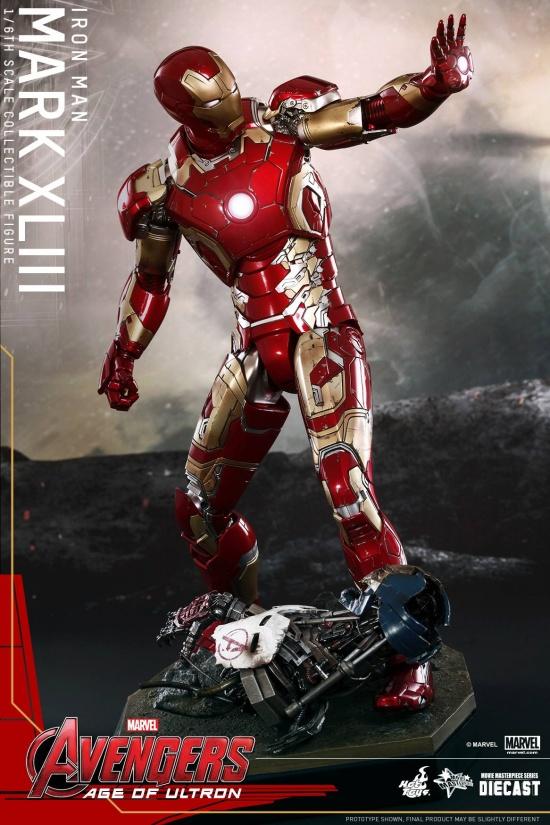 Iron Man  Mark 43.1