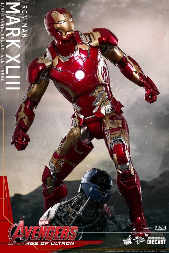 Iron Man  Mark 43.2