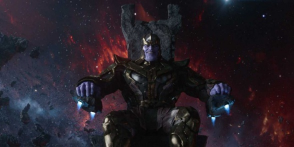 Josh Brolin Thanos 2016 2017