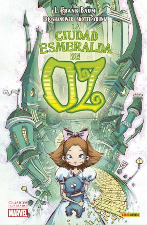 La-ciudad-esmeralda-de-Oz