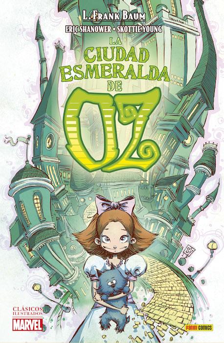 La ciudad esmeralda de Oz