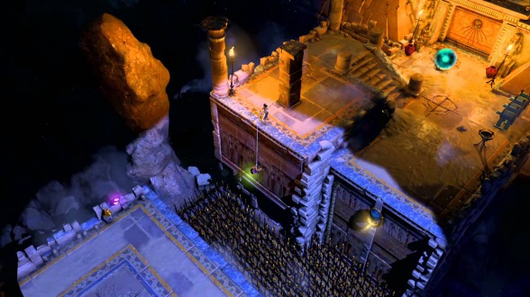 Análisis de 'Lara Croft and the Temple of Osiris'
