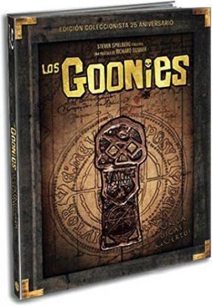 Los goonies-digibook