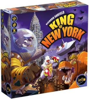 Los mejores juegos de mesa para regalar King of New York