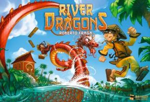 Los mejores juegos de mesa para regalar River Dragons