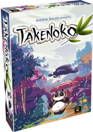 Los mejores juegos de mesa para regalar Takenoko