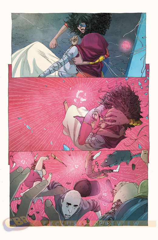Ms Marvel #11