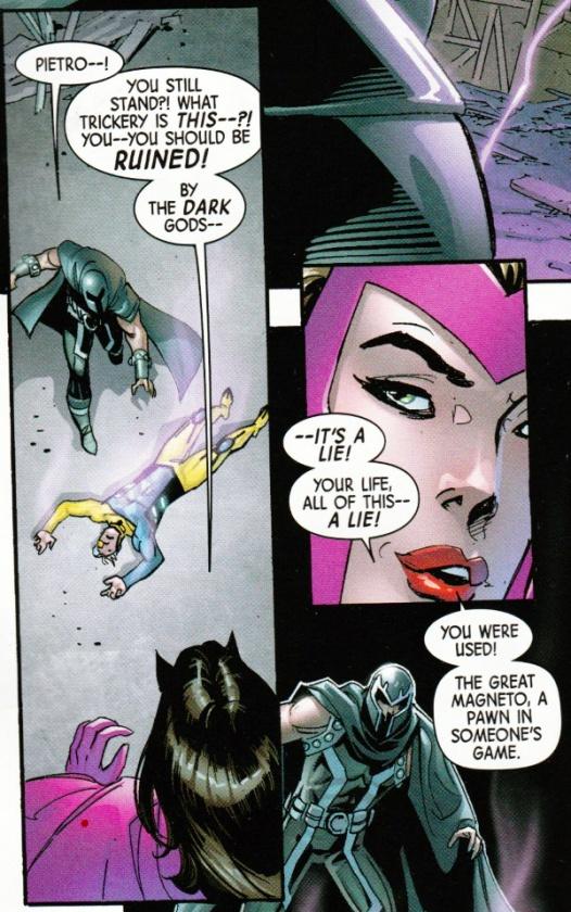Axis: Mercurio y la bruja escarlata ya no son hijos de Magneto 03