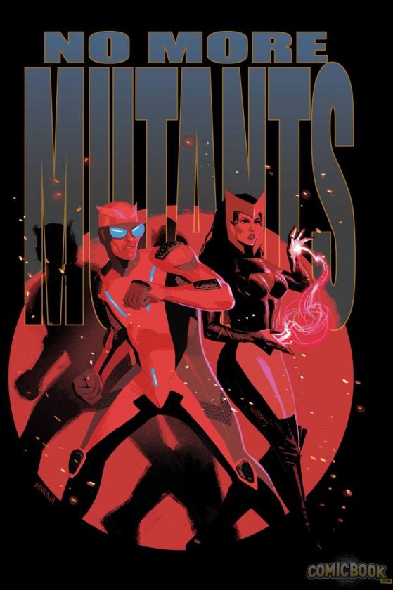 Axis: Mercurio y la bruja escarlata ya no son hijos de Magneto 04