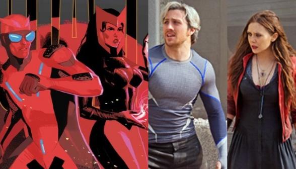 Axis: Mercurio y la bruja escarlata ya no son hijos de Magneto