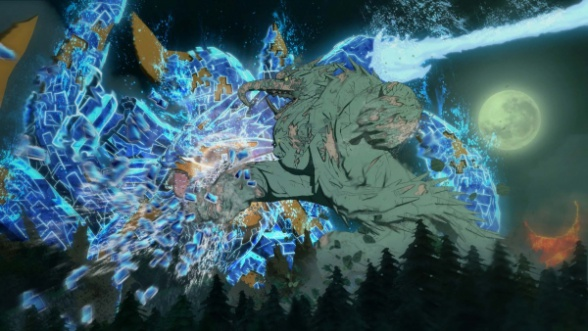 Naruto Shippuden Ultimate Ninja Storm 4 1