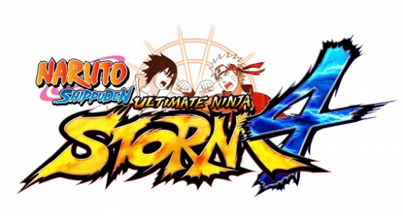 Naruto Shippuden Ultimate Ninja Storm 4 logo1