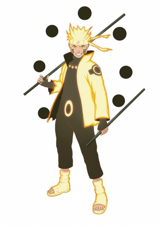 Naruto Shippuden Ultimate Ninja Storm 4 naruto