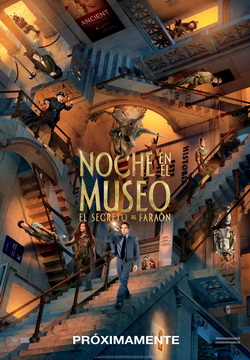 Crítica de Noche en el museo: el secreto del faraón