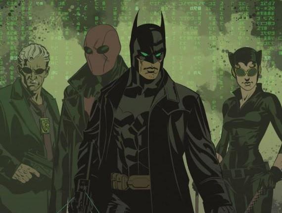 Portada alternativa Detective Comics1