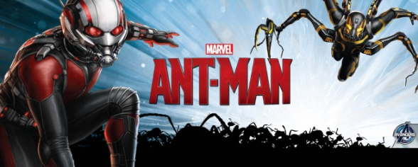 Promo Ant-Man revela a Yellowjacket