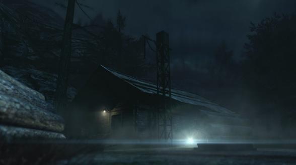 Resident Evil Revelations Screen