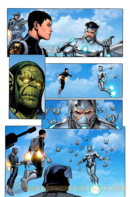 Superior Iron Man #4